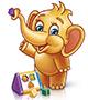 Elephant 3 small