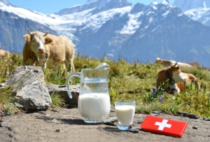 Swiss milk